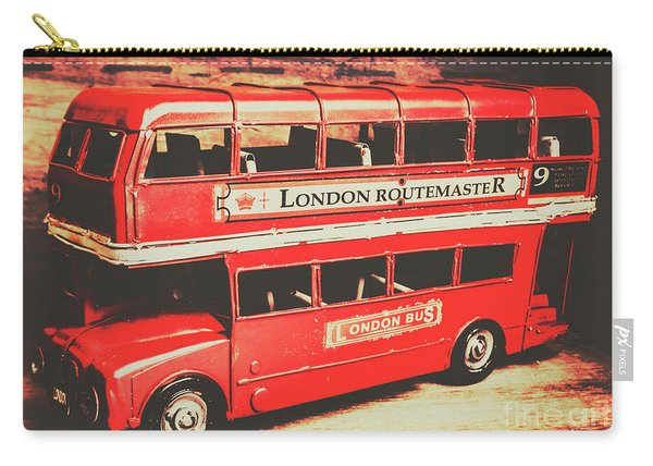 Rustic Routemaster Carry-all Pouch