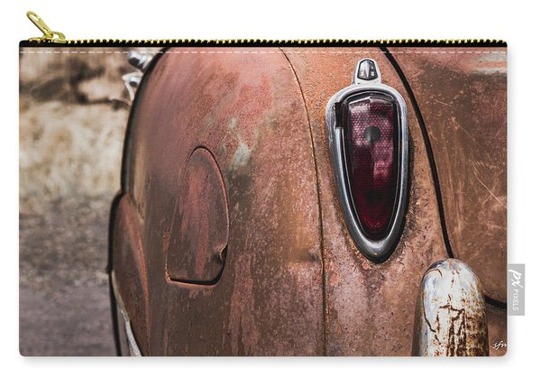Rusting Away Carry-all Pouch