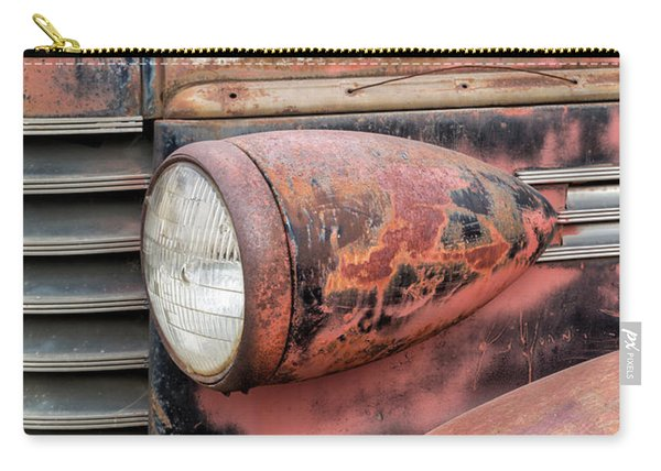 Rusty Classic Carry-all Pouch