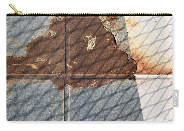Rusty Cross Carry-all Pouch
