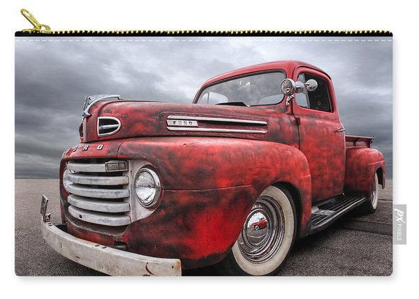 Rusty Jewel - 1948 Ford Carry-all Pouch