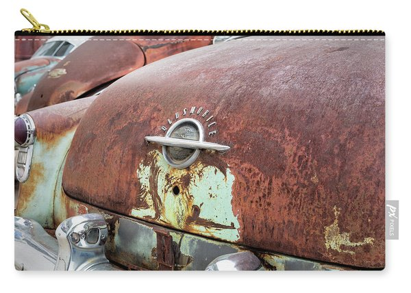 Rusty Line-up Carry-all Pouch