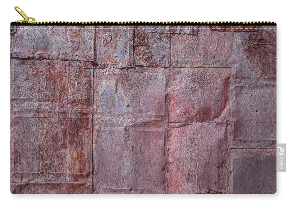 Rusty Patchwork Carry-all Pouch