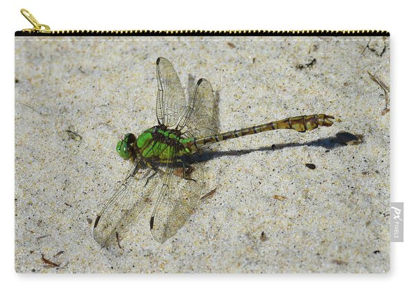 Rusty Snaketail Carry-all Pouch