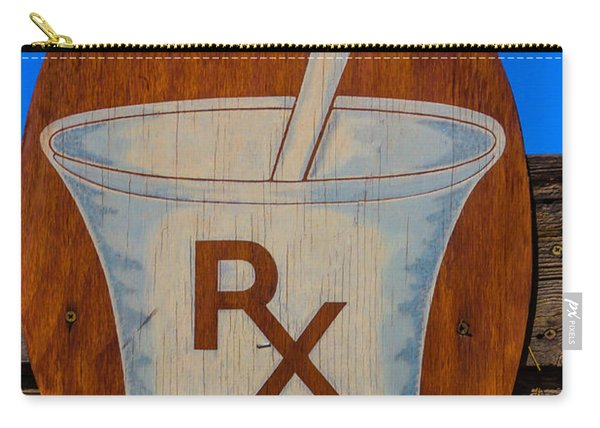 Rx Sign Carry-all Pouch