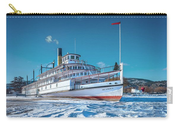 S. S. Sicamous Carry-all Pouch