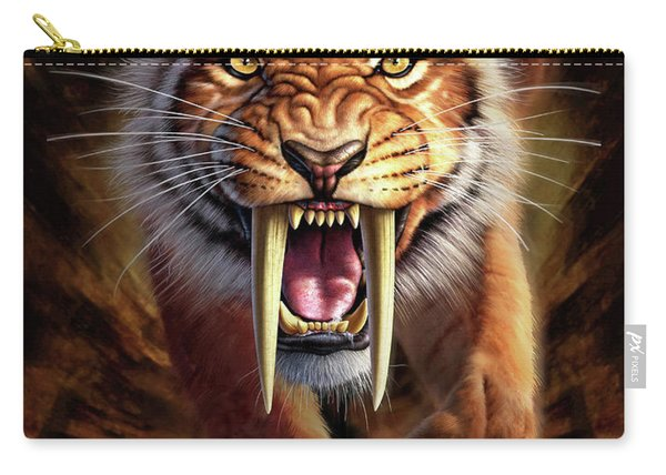 Sabertooth Carry-all Pouch
