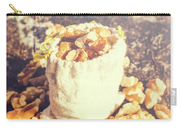 Sack Of Country Walnuts Carry-all Pouch