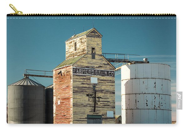 Saco Grain Elevator Carry-all Pouch