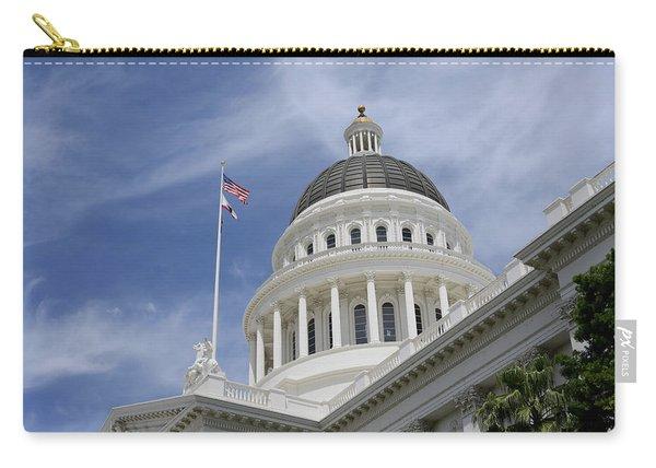 Sacramento Capitol Building Carry-all Pouch