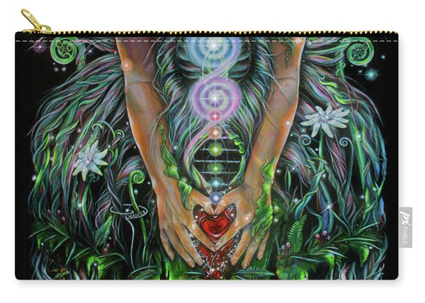Sacred Cycle Carry-all Pouch