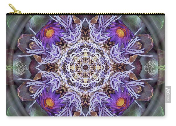 Sacred Emergence Carry-all Pouch
