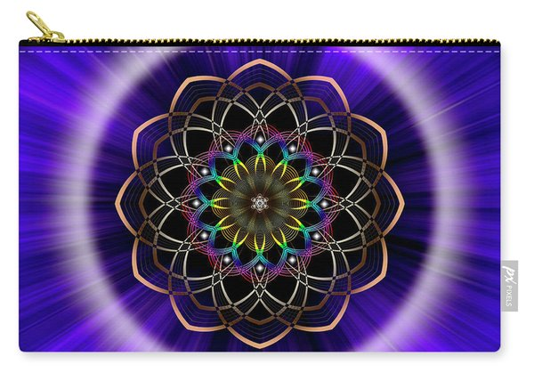 Sacred Geometry 242 Carry-all Pouch