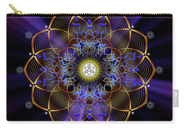 Sacred Geometry 647 Carry-all Pouch