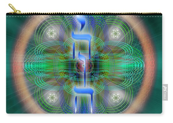 Sacred Geometry 648 Carry-all Pouch