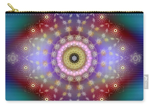 Sacred Geometry 650 Carry-all Pouch