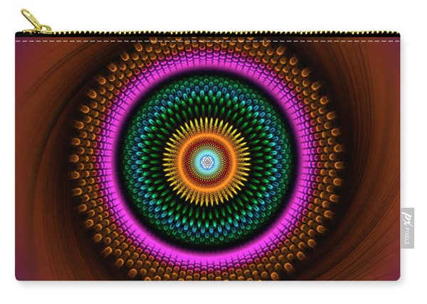 Sacred Geometry 664 Carry-all Pouch