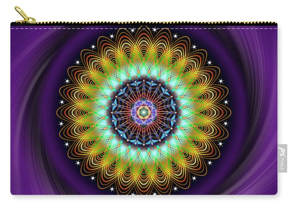 Sacred Geometry 710 Carry-all Pouch
