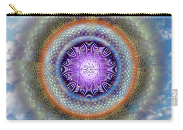 Sacred Geometry 716 Carry-all Pouch