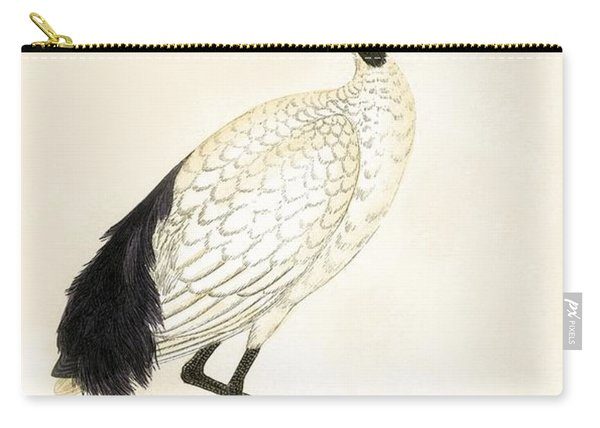 Sacred Ibis Carry-all Pouch
