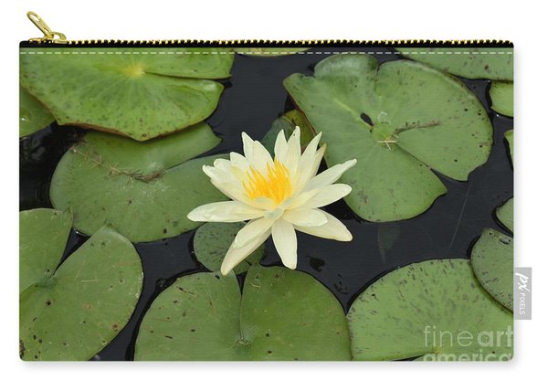 Sacred Lotus Carry-all Pouch