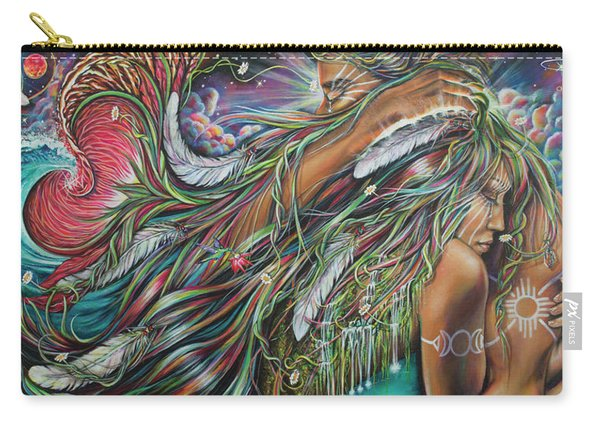 Sacred Union Carry-all Pouch