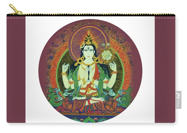 Sada Shiva  Carry-all Pouch