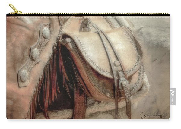 Saddle Bag Carry-all Pouch