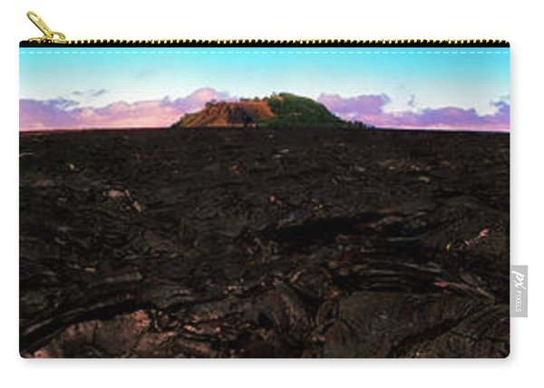 Saddle Road Humuula Lava Field Big Island Hawaii  Carry-all Pouch