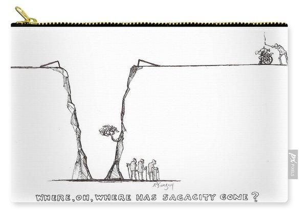Sagacity Carry-all Pouch