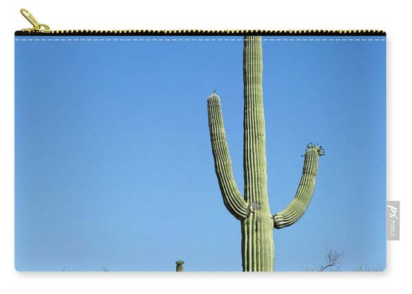 Saguaro National Park Arizona Carry-all Pouch