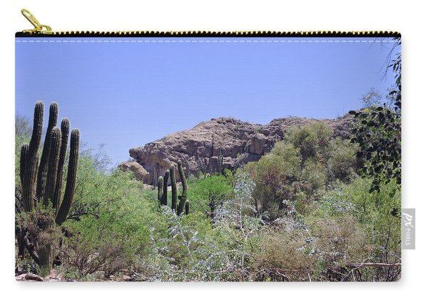 Saguaros Carry-all Pouch