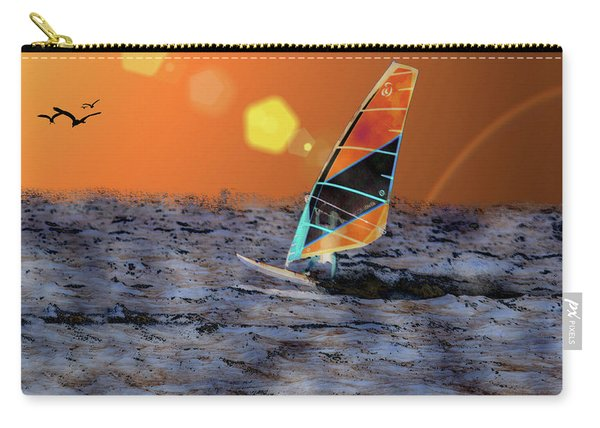 Sail Away Carry-all Pouch