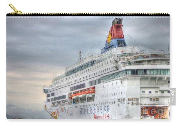 Sail Away Hong Kong Carry-all Pouch