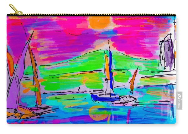 Sail Of The Century Carry-all Pouch