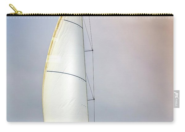 Sailboat 9 Carry-all Pouch