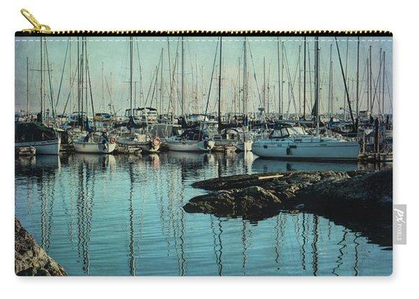 Marina - Digitally Textured Carry-all Pouch