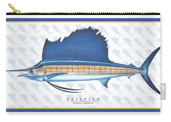 Sailfish Id Carry-all Pouch
