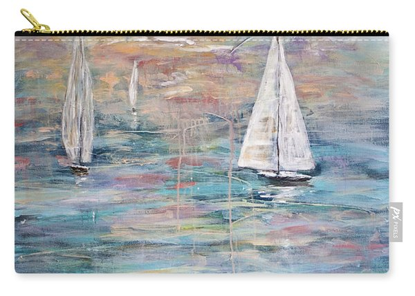 Sailing Away 1 Carry-all Pouch