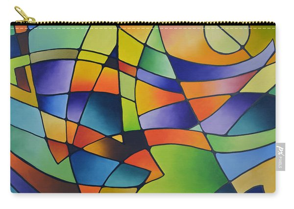 Sailing Away, Canvas Two Carry-all Pouch