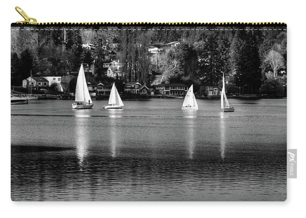 Sailing In Gig Harbor Carry-all Pouch