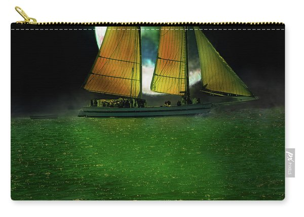 Sailing Safari  Carry-all Pouch