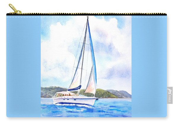 Sailing The Islands 2 Carry-all Pouch
