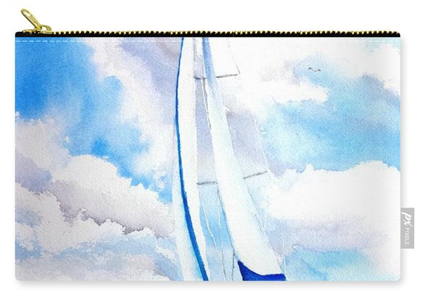 Sailing The Islands Carry-all Pouch
