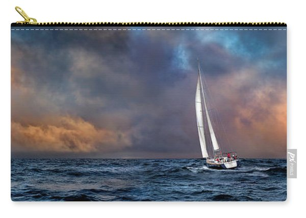 Sailing The Wine Dark Sea Carry-all Pouch