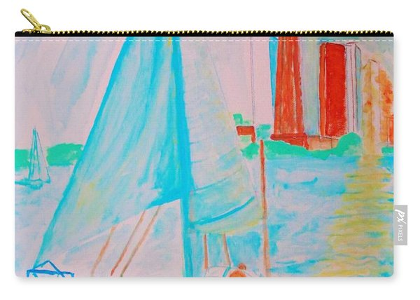 Sailing Toronto, Canada Carry-all Pouch
