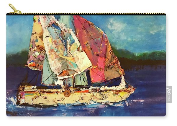 Sails Away Carry-all Pouch