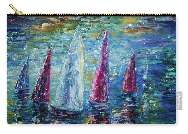 Sails To-night Carry-all Pouch