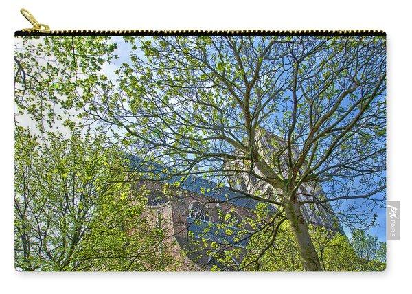 Saint Catharine's Church In Brielle Carry-all Pouch