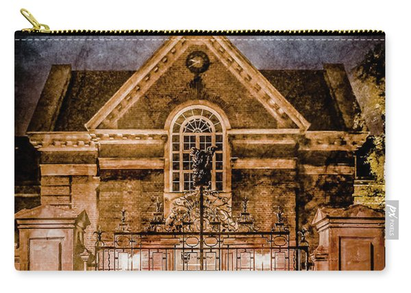 Oxford, England - Saint Hugh's Carry-all Pouch